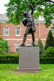 La statua dello slip definitivo, Filadelfia Immagini Stock Libere da Diritti