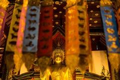 La statua di Buddha Immagine Stock Libera da Diritti