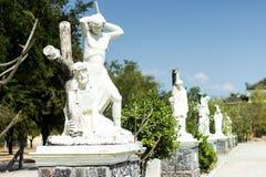 La statua di Gesù Immagine Stock Libera da Diritti