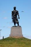 La statua di Lacador Fotografie Stock