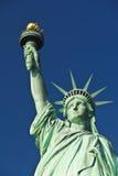 La statua di libertà Immagine Stock Libera da Diritti