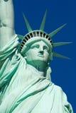La statua di libertà Fotografia Stock Libera da Diritti