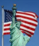 La statua di libertà fotografie stock libere da diritti