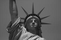 La statua di libertà Fotografia Stock