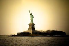 La statua di libertà - New York Immagine Stock Libera da Diritti