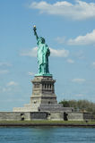 La statua di libertà a New York City, America Fotografie Stock
