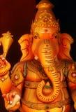La statua di Lord Ganesha Fotografie Stock