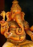La statua di Lord Ganesha Fotografie Stock Libere da Diritti
