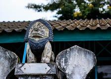 La statue Images libres de droits