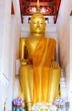 La statue antique de Bouddha photos stock
