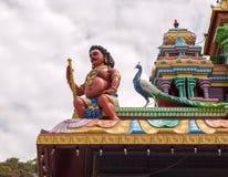 la statue dans Batu foudroie Kuala Lumpur, Malaisie photographie stock libre de droits