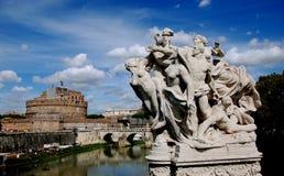 La statue de Bernini Images libres de droits