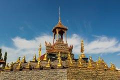 La statue de Bouddha Photographie stock libre de droits