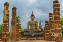 La statue de Bouddha Images stock