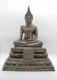 La statue de Bouddha Image libre de droits