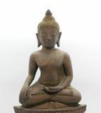 La statue de Bouddha Photos libres de droits
