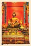 La statue de Bouddha est sacrée Culte dans le bouddhisme photographie stock
