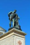 La statue de Hercule de Farnese Image libre de droits
