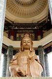 La statue de Kuan Yin à Penang Photographie stock libre de droits
