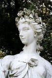 La statue de la nymphe Photo stock