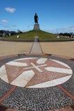 La statue de Lacador Image libre de droits