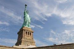 La statue de la liberté Images libres de droits
