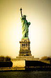 La statue de liberté - New York Photos stock