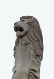 La statue de Merlion Photo libre de droits