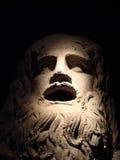 La statue de Zeus Images libres de droits