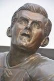 La statue du ` Richard de Rocket de ` de Maurice Images libres de droits