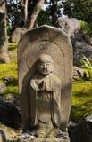 La statue en pierre de Ksitigarbha Bouddha Images stock
