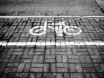 La strada Fotografie Stock Libere da Diritti