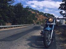 La strada himalayana immagine stock