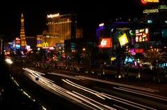 La striscia, Vegas Immagini Stock Libere da Diritti