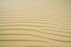 La structure de sable Image libre de droits