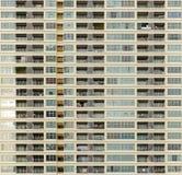 La structure du condominium et la résidence emploient comme fond photo libre de droits