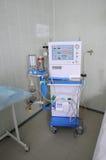 La strumentazione in ospedale. Immagine Stock