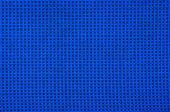 La struttura è in un piccolo blu luminoso con una cellula nera fotografia stock libera da diritti