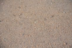 La struttura al suolo semplice immagini stock