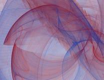 La struttura astratta di colore Immagini Stock