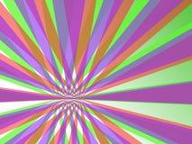 La struttura astratta di technicolor colora la priorità bassa Immagine Stock Libera da Diritti