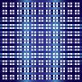 La struttura blu Fotografia Stock