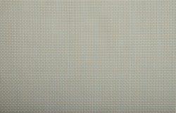 La struttura del fondo del vimine grigio ha intrecciato le doppie corde di plastica Fotografia Stock