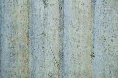 La struttura del muro di cemento con una struttura ondulata fotografia stock libera da diritti