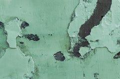 La struttura del muro di cemento dipinto Primo piano immagine stock libera da diritti