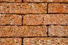 La struttura del muro di mattoni Fotografia Stock
