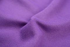 La struttura del panno di cotone Fotografia Stock