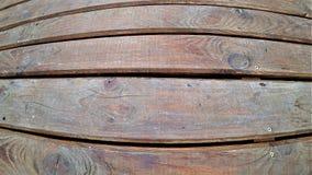 La struttura del pavimento di legno dei bordi fotografia stock libera da diritti
