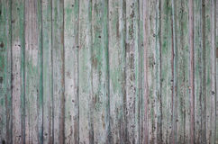 La struttura del recinto di legno Immagine Stock
