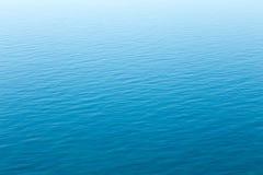 La struttura dell'acqua, l'Oceano Atlantico Fotografie Stock